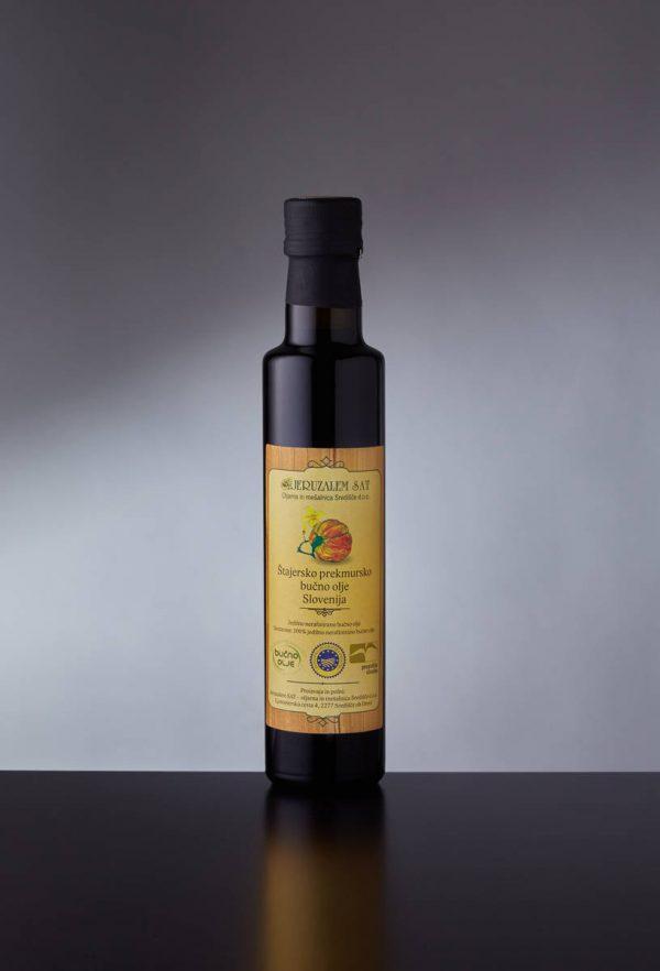 Styryjski olej z dyni, Prekmurje, Słowenia 0,25 l
