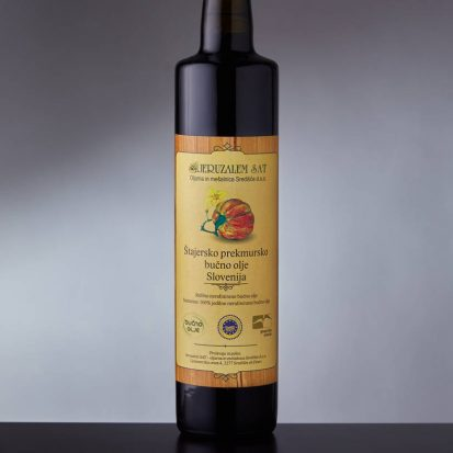 Styryjski olej z dyni, Prekmurje, Słowenia 0,50 l