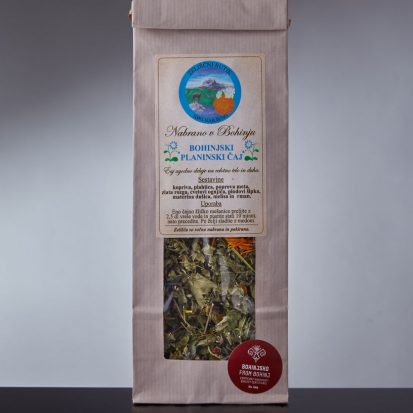 Bohinjska herbata górska