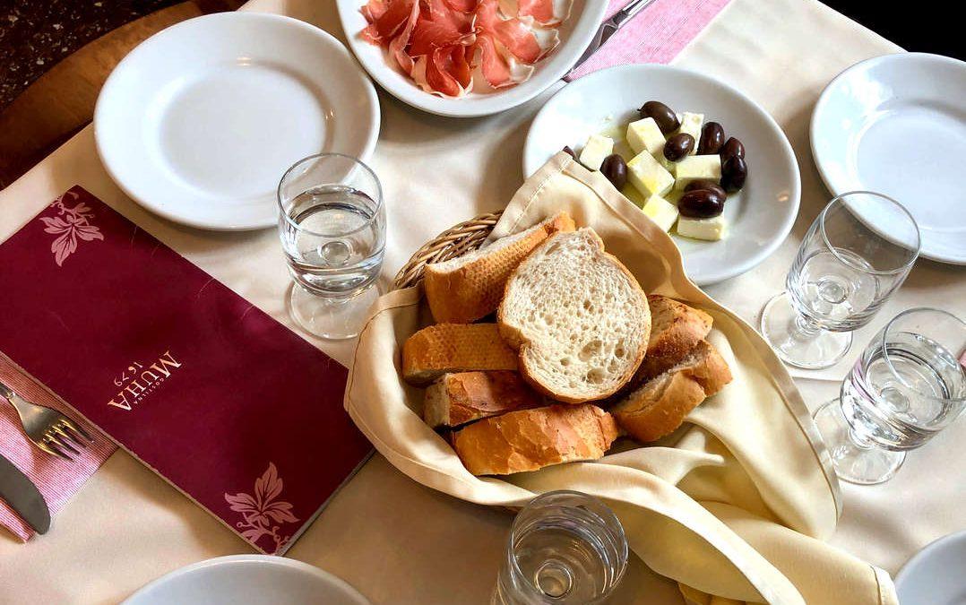 Foodie heaven czyli smaki Słowenii